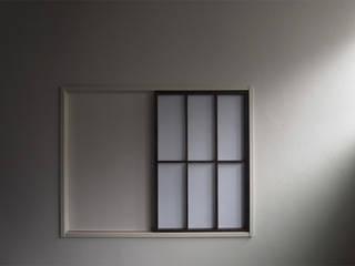 東区の小さな家 アジア・和風の 窓&ドア の ジュウニミリ建築設計事務所 和風