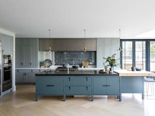 Fascination kitchen by Mowlem & Co di Mowlem&Co Scandinavo