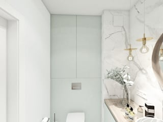 Modern bathroom by Progetti Architektura Modern