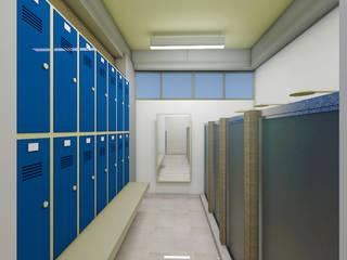 Moderne Badezimmer von Plano 13 Modern