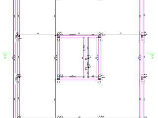 ทันสมัย  โดย Parro Engenharia e Projetos , โมเดิร์น