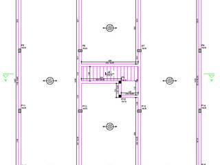 modern  by Parro Engenharia e Projetos , Modern