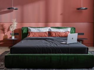 REDMOOD Спальня в стиле минимализм от do.diz studio Минимализм