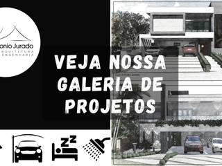 Juan Jurado Arquitetura & Engenharia Maisons modernes