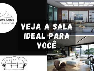 Juan Jurado Arquitetura & Engenharia Salon moderne