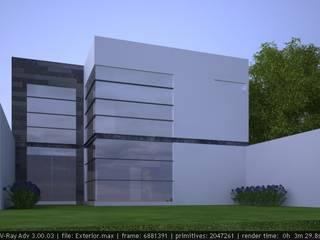Residencia Zibatá Casas modernas de Lynder Constructora e Inmobiliaria Moderno