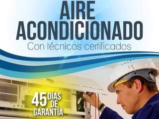 PROMOCIONES Y SERVICIOS Espacios comerciales de estilo industrial de ANTFIX SA DE CV Industrial