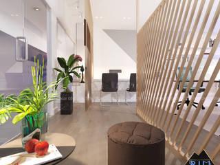 Thiết kế nội thất văn phòng HP EVENTS bởi Công ty trang trí nội thất RIM Decor