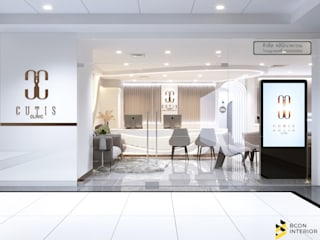 Modern Walls and Floors by Bcon Interior Modern