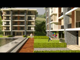 Mimari Görselleştirme Hizmetleri Faruk Doğru Mimarlık Modern