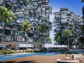 Hotel Costa do Sol- Futungo, Luanda-Angola GGArqui Condomínios
