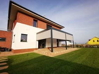 eLabona Balconies, verandas & terraces Furniture Aluminium/Seng