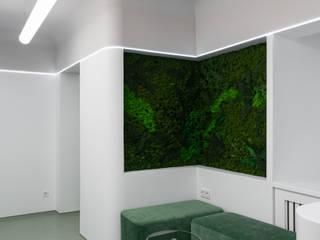 Медицинский центр MitoHealth Кабинеты врачей в стиле модерн от Art Gluck Модерн