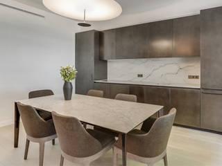 Appartement privé Paris Cuisine moderne par Agence Florence Rigon Moderne