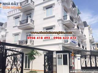 Những điểm mới của thị trường mua bán nhà đất quận Gò Vấp: hiện đại  by nhà đất sơn nghĩa, Hiện đại