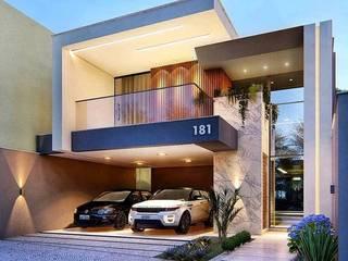 by PYCOMEX Arquitectos y Constructora Modern