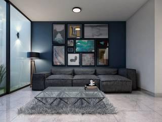 GRUPO OCC Modern living room