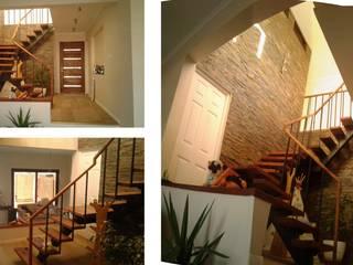 Casa Condell Casas de estilo mediterráneo de PG + Arq Mediterráneo