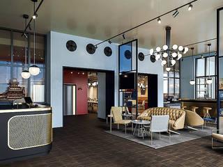Moderne hotels van MARKUS HILZINGER Modern