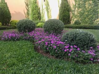 Jardín Jardines mediterráneos de Arquitectura Viva - Alexandra Patow Mediterráneo