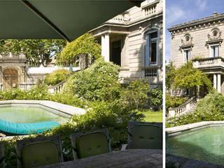 Hôtel La Maison de Sophie Hôtels modernes par Agence Florence Rigon Moderne