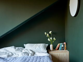 Pure & Original BedroomBeds & headboards Green