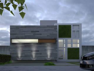 Residencia Condado de Lynder Constructora e Inmobiliaria Moderno