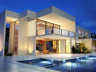 Mediterranean style conservatory by PYCOMEX Arquitectos y Constructora Mediterranean