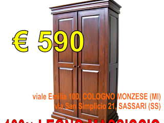 Torellini Arredamenti BedroomWardrobes & closets