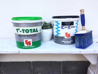 COLORIFICIO TIRRENO Walls & flooringPaint & finishes Blue