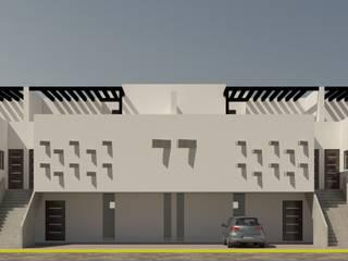 Departamentos Dúplex de Lynder Constructora e Inmobiliaria Minimalista