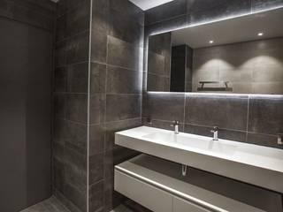 Rénovation Vincennes 52 m2 Rinnova Salle de bain moderne