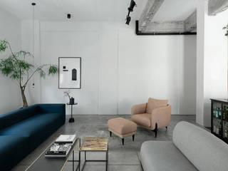 Magnifique Loft sur Montreuil Rinnova Salon industriel