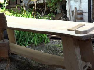 """Массажный стол ручной работы. """"Studio Dovbysh"""" от Студия Довбыш Рустикальный"""