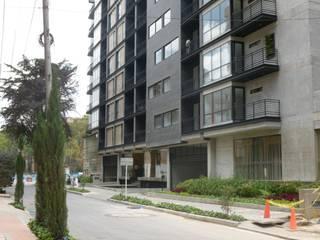 BARANSÚ Casas modernas de BSArquitectos Moderno
