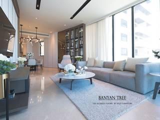 Banyan Tree Residence Riverside: ผสมผสาน  โดย บริษัท โกลบอล สปริง จำกัด, ผสมผสาน