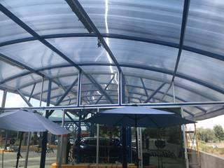 Innova Dome Дах Пластик Сірий