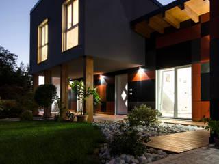 casa ED Case moderne di AMBROGIO BARBIERI ARCHITETTI Moderno