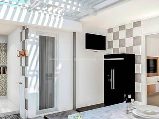 IVN House - Rumah Bapak Ivan - Cirebon, Jawa Barat Oleh Rancang Reka Ruang Industrial