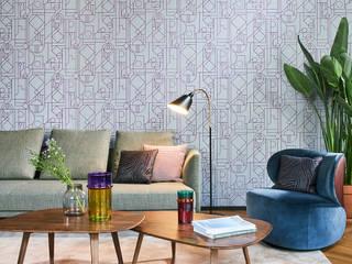 Tapeten & Uhren Walls & flooringWallpaper