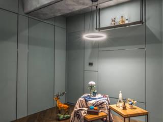 [ 青悠 ] 根據 墨䔳室內裝修設計有限公司 隨意取材風