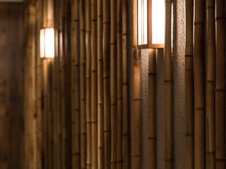 [ 鳥重 / 會所 ] 根據 墨䔳室內裝修設計有限公司 日式風、東方風