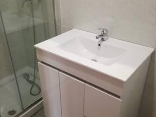 Renovação Casa de Banho por DA Tailors - Interiores e Decoração