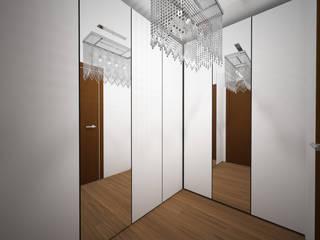 Closet Closets modernos por LMCinteriores Moderno