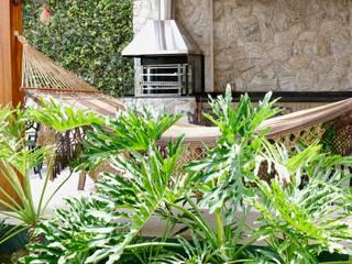 Vườn phong cách hiện đại bởi Letícia Passarini - Architecture Hiện đại