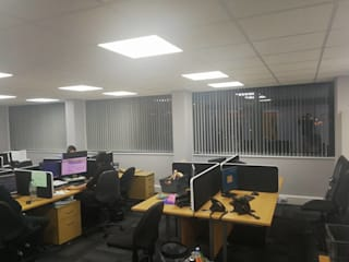 Large Office In Hanley Moonlite Blinds Ltd Modern commercial spaces