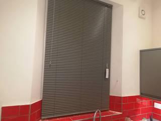 HMO in Stoke on Trent Moonlite Blinds Ltd Modern conservatory