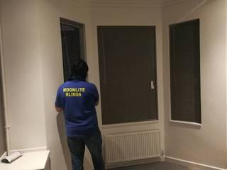 HMO in Stoke on Trent Moonlite Blinds Ltd Modern dining room