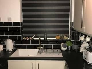 Vision Blinds Fitted Moonlite Blinds Ltd Modern kitchen