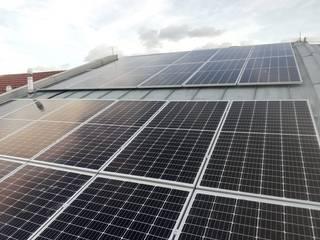 Solar For Home - Lentor Green PMCE (Global) Pte. Ltd. Flat roof